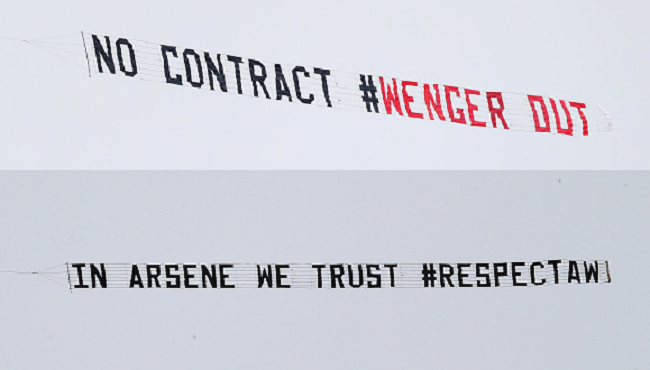 baner wenger out in